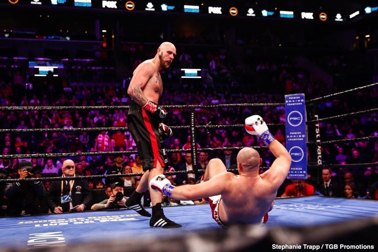 Der finnische Schwergewichtler Robert Helenius zeigte sich enttäuscht darüber, dass er nie eine Chance hatte, gegen Wladimir Klitschko anzutreten.