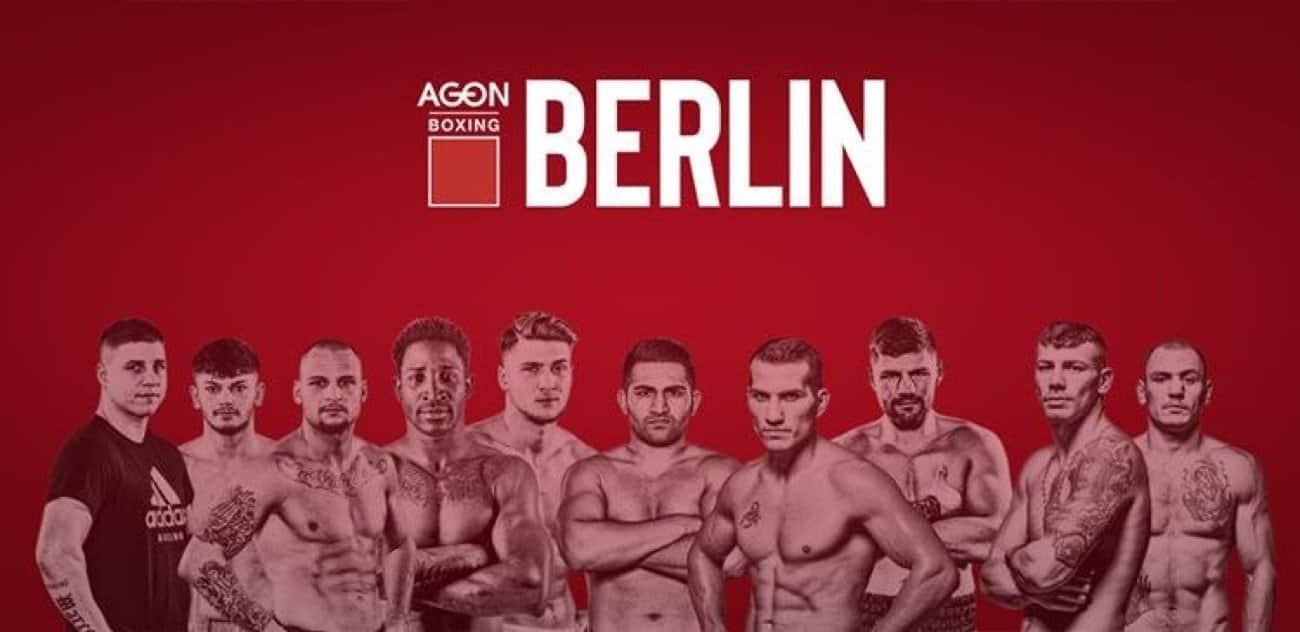 Das Comeback von Vincent Feigenbutz (Team Sauerland) gegen Jama Saidi (AGON Sports & Events) steht auf dem SPORT1 Programm