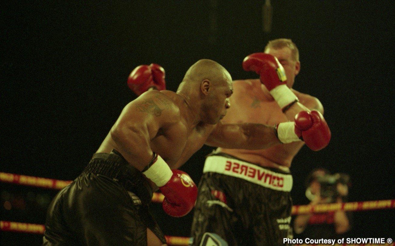 """Classic Entertainment and Sports (CES), gegründet und betrieben von Box-Promoter Jimmy Burchfield, Sr., bietet """"Iron"""" Mike Tyson 1.000.000 Dollar für einen Kampf gegen Juiseppe Angelo Cusumano, sowie einem geringen Anteil einer Spende von $200.000 an eine Wohltätigkeitsorganisation."""