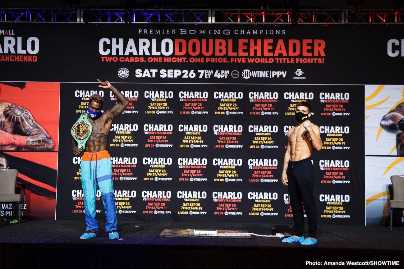 Das erste große Boxen-Pay-Per-View Event seit Deontay Wilder vs. Tyson Fury 2 läuft Sonntag früh ab 1 Uhr live online auf FITE.TV in Deutschland.